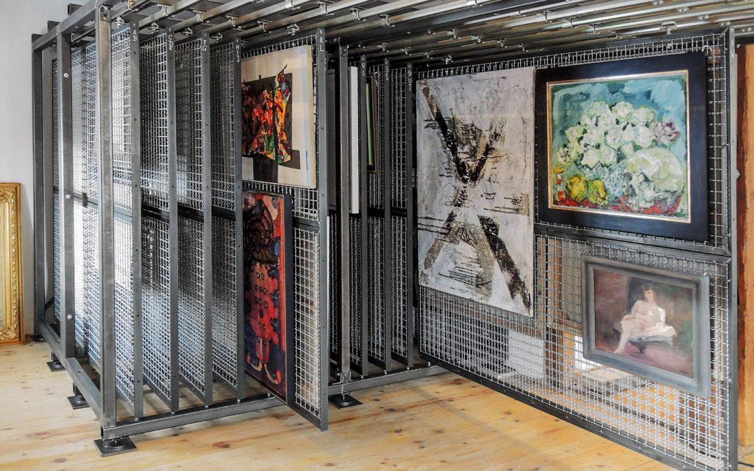 Register für Kunstsammlung
